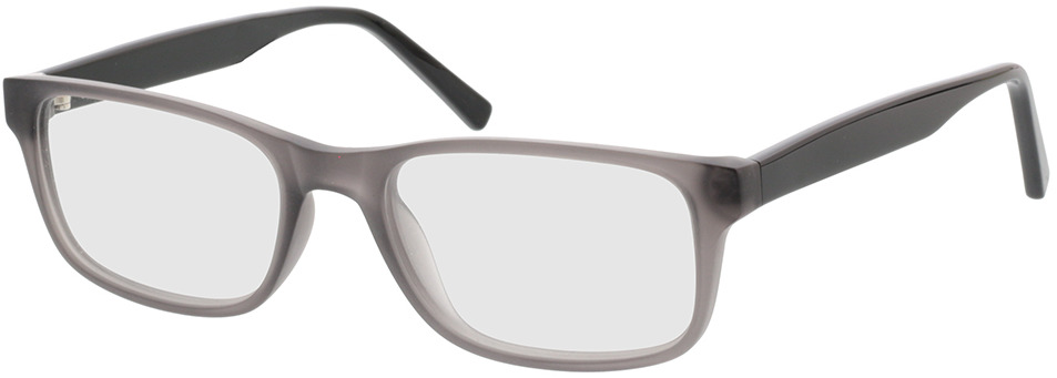 Picture of glasses model Korban-mate cinzento in angle 330