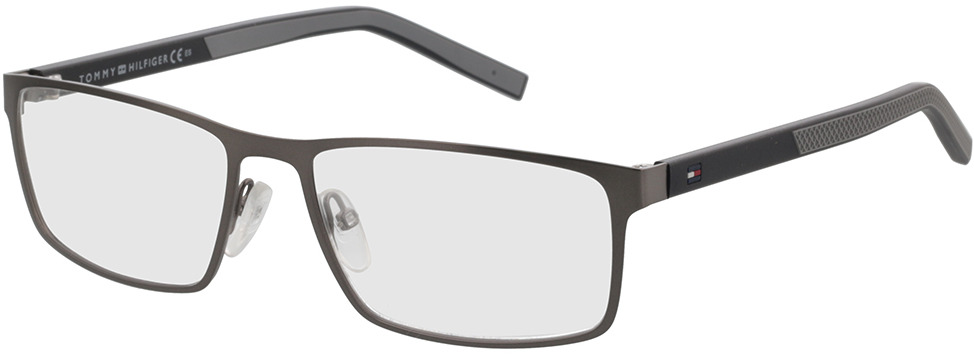 Picture of glasses model Tommy Hilfiger TH 1593 R80 54-16 in angle 330