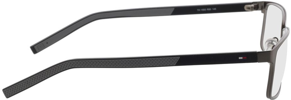 Picture of glasses model Tommy Hilfiger TH 1593 R80 54-16 in angle 90