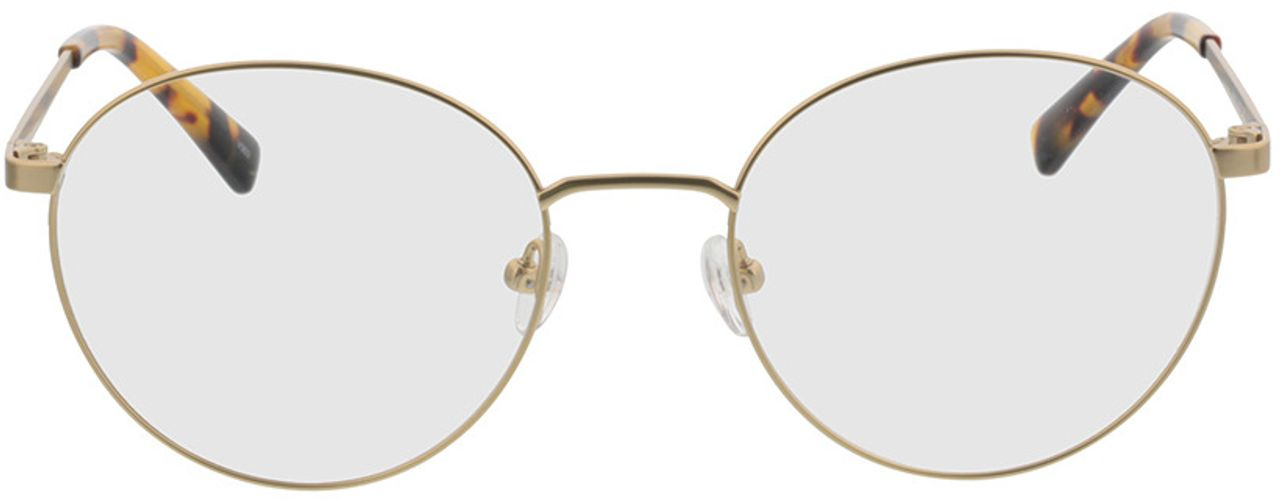 Picture of glasses model Rhea-gold/havana in angle 0