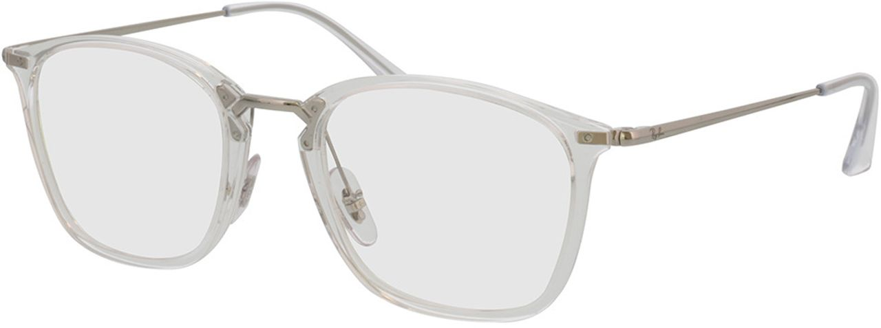 Picture of glasses model Ray-Ban RX7164 2001 52-20 in angle 330