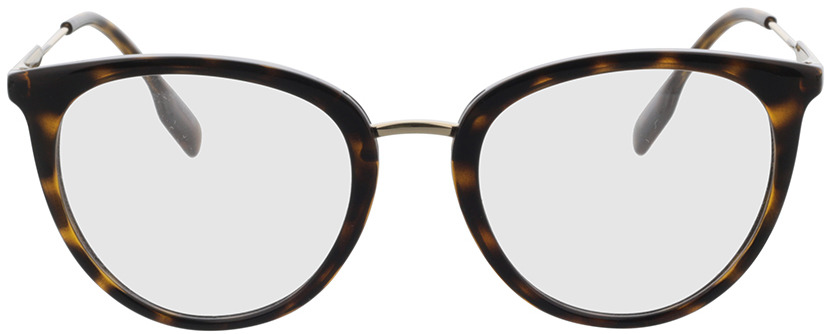 Picture of glasses model Burberry BE2331 3002 52 in angle 0
