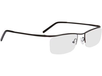 Brille Lismore-schwarz