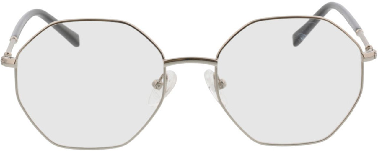 Picture of glasses model Comox-silber in angle 0