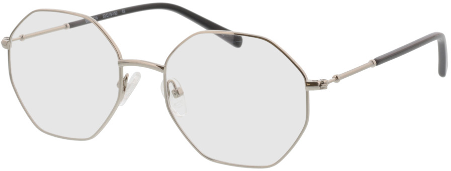 Picture of glasses model Comox-silber in angle 330