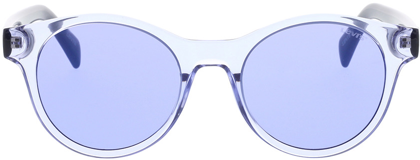Picture of glasses model Levi's LV 1000/S 789 51-20 in angle 0
