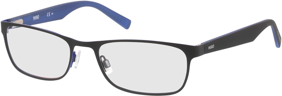 Picture of glasses model Hugo HG 0209 4NZ 54-18 in angle 330