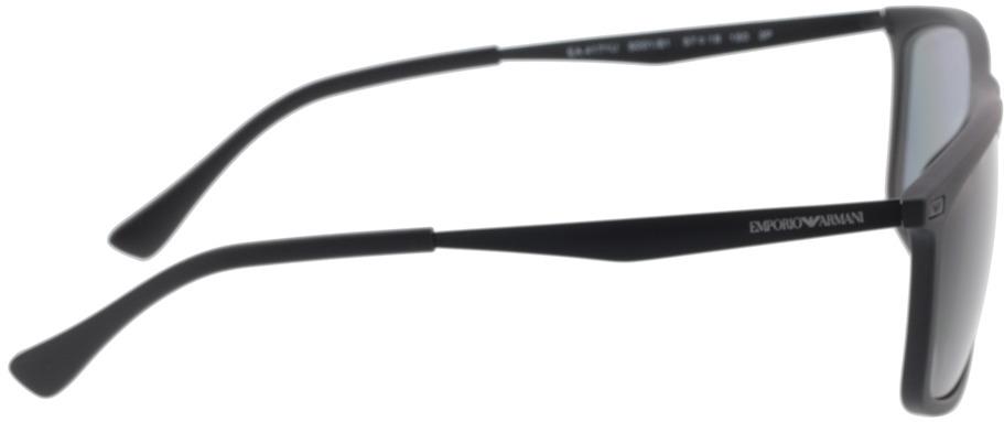 Picture of glasses model Emporio Armani EA4171U 500181 57-18 in angle 90