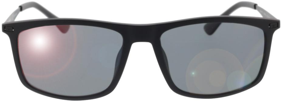 Picture of glasses model Emporio Armani EA4171U 500181 57-18 in angle 0