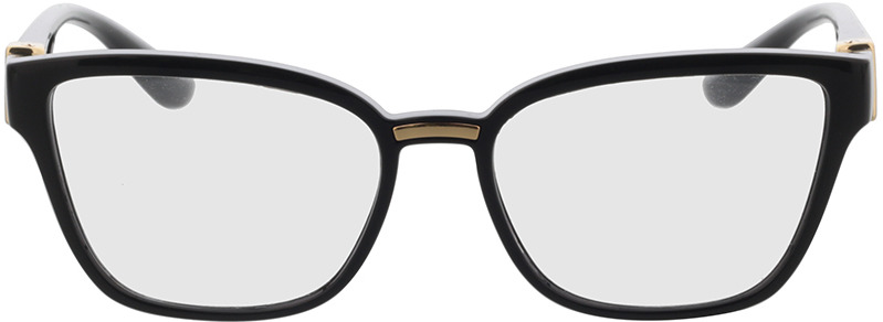 Picture of glasses model Dolce&Gabbana DG5070 501 53-16 in angle 0