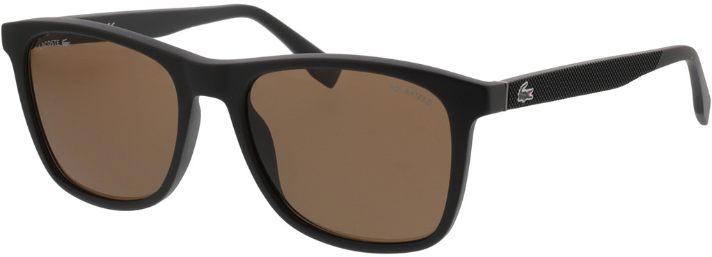 Picture of glasses model Lacoste L860SP 002 56-18 in angle 330