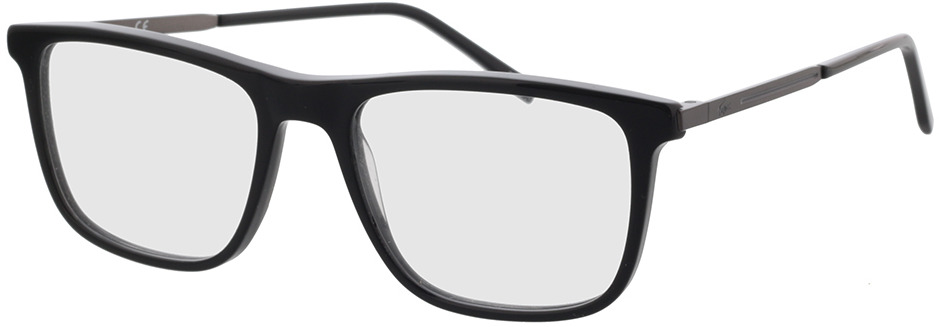 Picture of glasses model Lacoste L2871 001 54-18 in angle 330