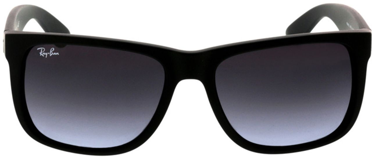 Picture of glasses model Ray-Ban Justin RB4165 601/8G 54-16 in angle 0