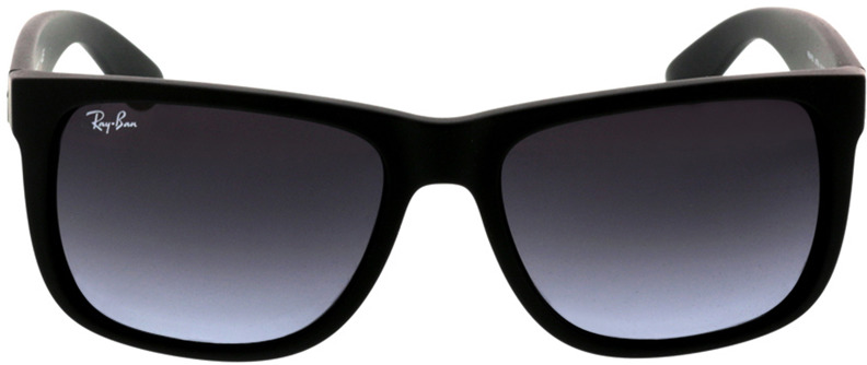 Picture of glasses model Ray-Ban Justin RB4165 601/8G 54 16 in angle 0