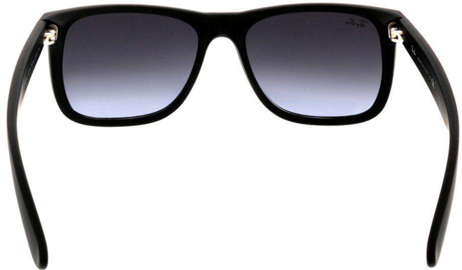 Picture of glasses model Ray-Ban Justin RB4165 601/8G 54-16 in angle 180