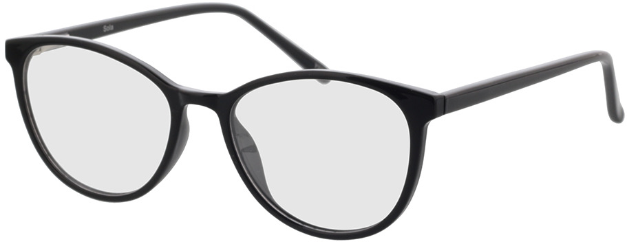 Picture of glasses model Sola-schwarz in angle 330