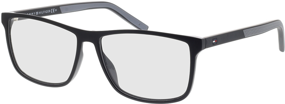 Picture of glasses model Tommy Hilfiger TH 1696 O6W 55-14 in angle 330