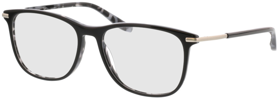 Picture of glasses model Hunter-schwarz/silber in angle 330