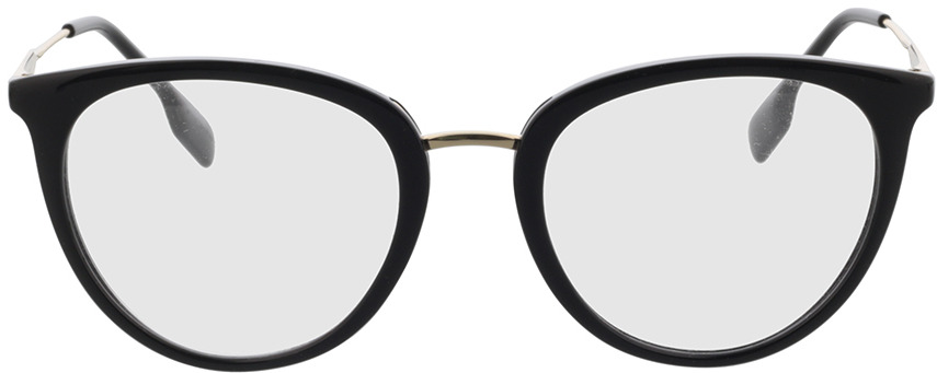 Picture of glasses model Burberry BE2331 3001 52 in angle 0