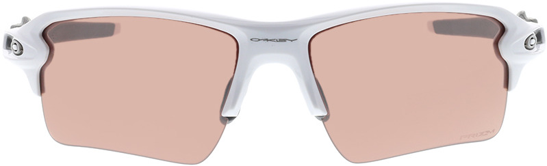 Picture of glasses model Oakley Flak 2.0 XL OO9188 B1 59-12 in angle 0