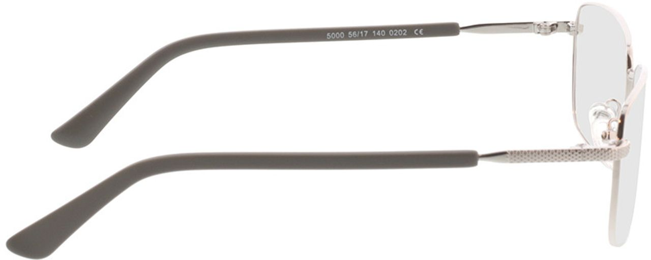Picture of glasses model Molpa-silber in angle 90