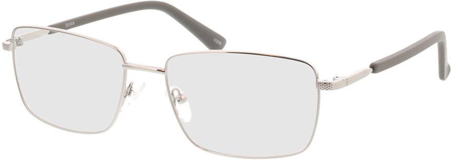 Picture of glasses model Molpa-argenté in angle 330