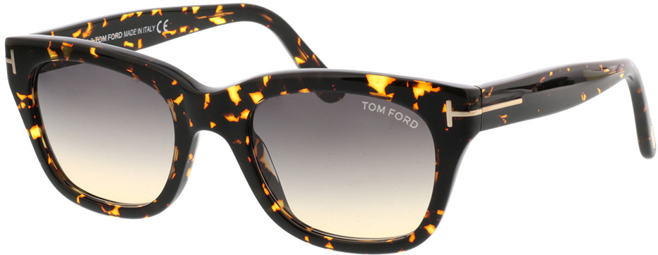 Picture of glasses model Tom Ford Snowdon FT0237 56B in angle 330