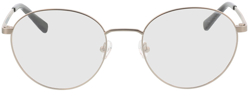 Picture of glasses model Rhea-silber/schwarz in angle 0