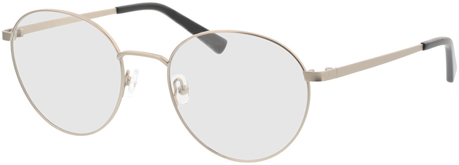 Picture of glasses model Rhea-silber/schwarz in angle 330