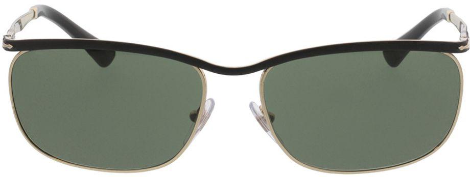 Picture of glasses model Persol PO2458S 108631 62-17 in angle 0