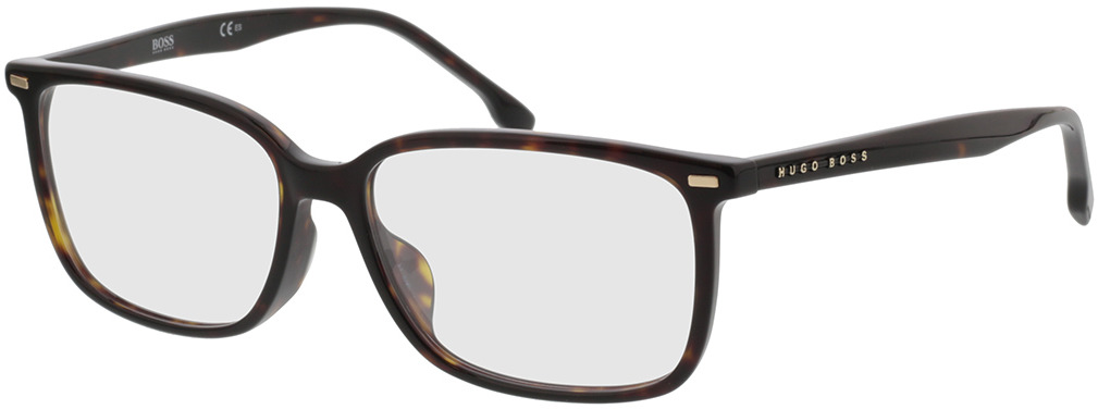 Picture of glasses model Boss BOSS 1217/F 086 57-16 in angle 330