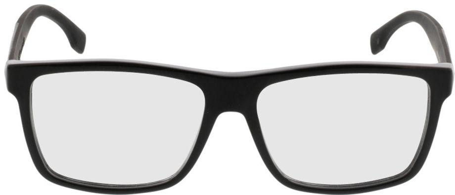 Picture of glasses model Hugo Boss BOSS 0880 HXE 55-15 in angle 0
