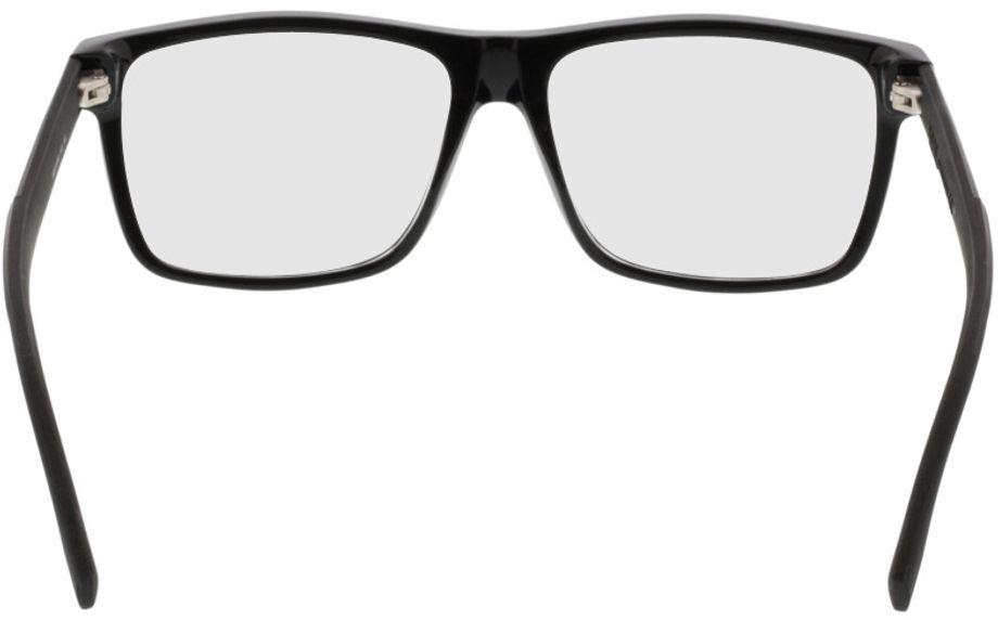 Picture of glasses model Hugo Boss BOSS 0880 HXE 55-15 in angle 180