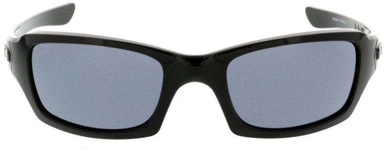 Picture of glasses model Oakley Fives Squared OO9238 04 54-20 in angle 0