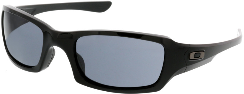 Picture of glasses model Oakley Fives Squared OO9238 04 54-20 in angle 330