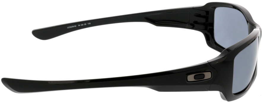 Picture of glasses model Oakley Fives Squared OO9238 04 54-20 in angle 90