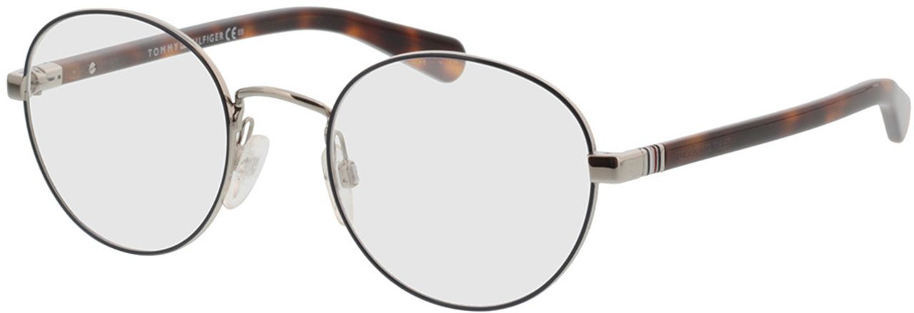 Picture of glasses model Tommy Hilfiger TH 1773 DOH 50-21 in angle 330