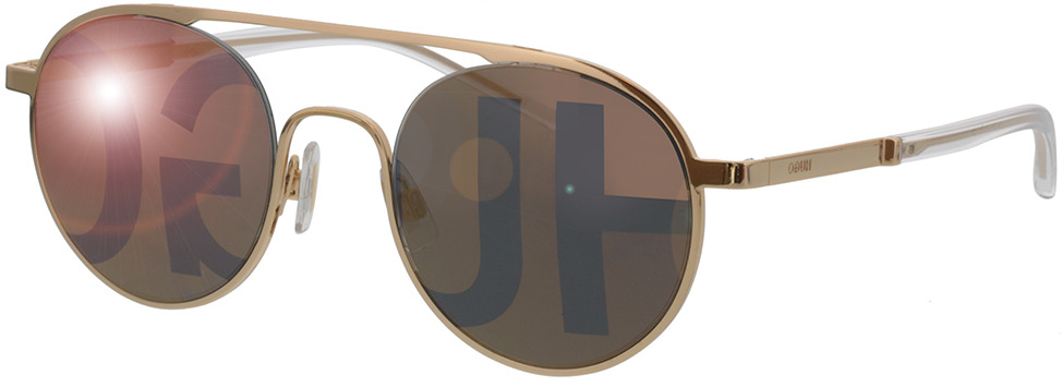 Picture of glasses model Hugo HG 1000/S J5G520A 52-23 in angle 330