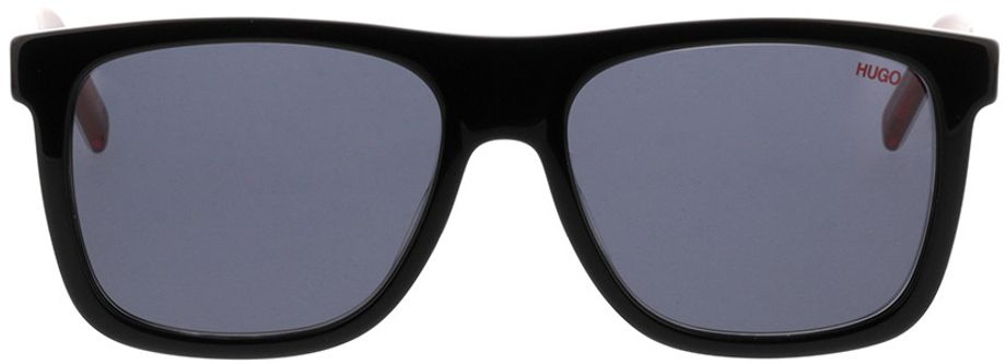Picture of glasses model Hugo HG 1009/S OIT IR 54-17 in angle 0