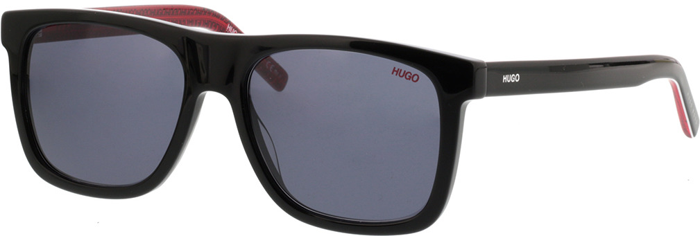 Picture of glasses model Hugo HG 1009/S OIT IR 54-17 in angle 330