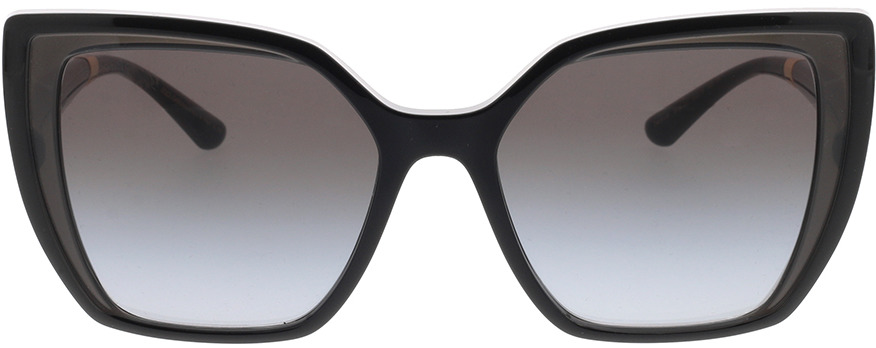 Picture of glasses model Dolce&Gabbana DG6138 32468G 55-18 in angle 0