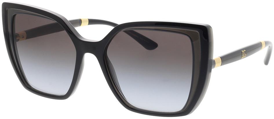 Picture of glasses model Dolce&Gabbana DG6138 32468G 55-18