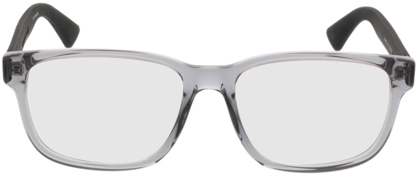 Picture of glasses model Gucci GG0011O 007 55 17 in angle 0