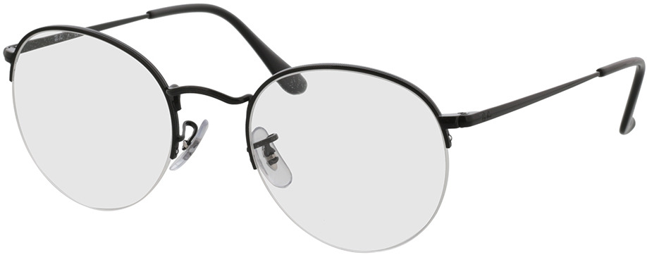Picture of glasses model Ray-Ban Round Gaze RX3947V 2509 51-22 in angle 330