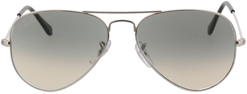Picture of glasses model Ray-Ban Aviator Large Metal RB 3025 003/32 55-14 in angle 0