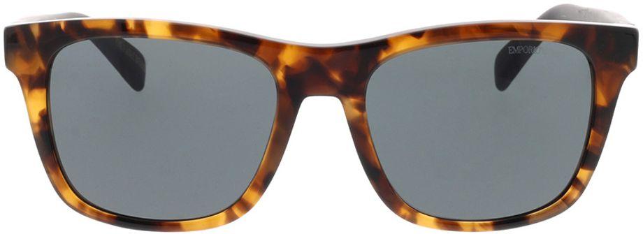 Picture of glasses model Emporio Armani EA4142 582587 55-19 in angle 0