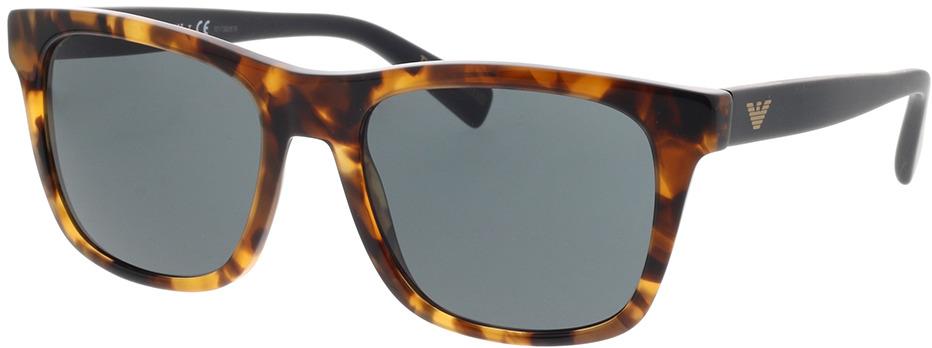 Picture of glasses model Emporio Armani EA4142 582587 55-19 in angle 330