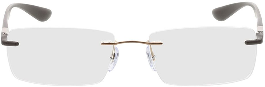 Picture of glasses model Ray-Ban RX8724 1131 54-17 in angle 0