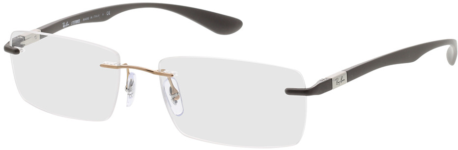 Picture of glasses model Ray-Ban RX8724 1131 54-17 in angle 330