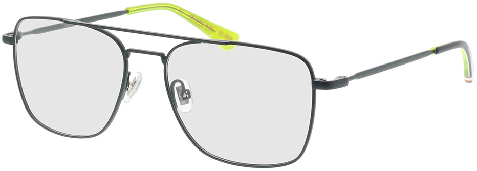 Picture of glasses model Superdry SDO Reggie 008 Mat groen 50-19 in angle 330